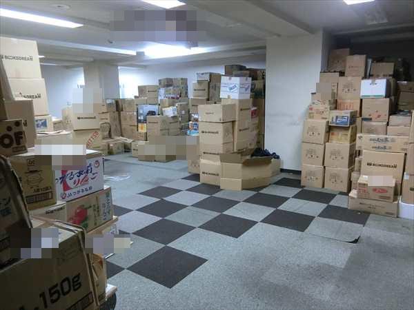 買取商品の保管スペースを新たに拡大しました Part2