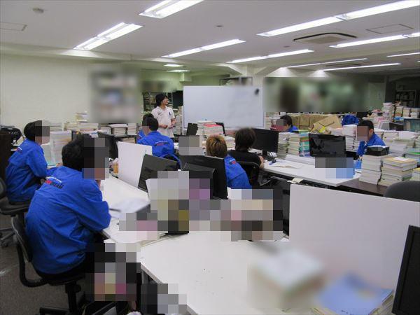 スタッフ勉強会を実施しました|稲盛和夫氏のアメーバ経営について