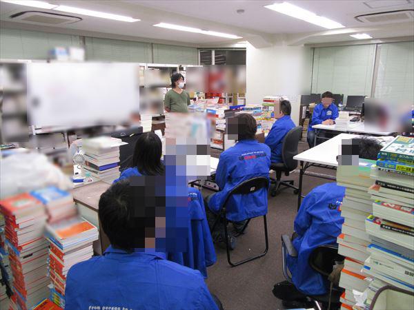 スタッフ勉強会を実施しました|職場環境の改善について