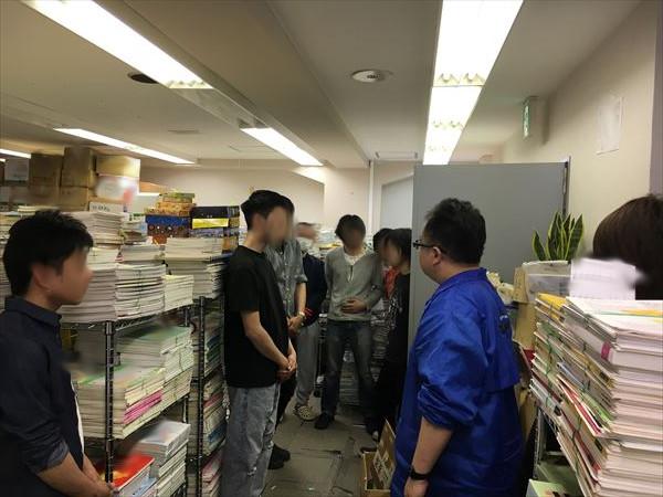 【荷運び部隊】活動記録