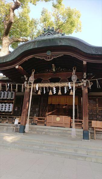 買取センター付近のご紹介1 石切剣箭神社(石切さん)