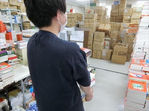 ブックスドリームスタッフ紹介♪|検品・査定部門21