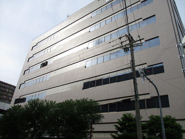 買取センターがある辰野枚岡ビルが生まれ変わりました!