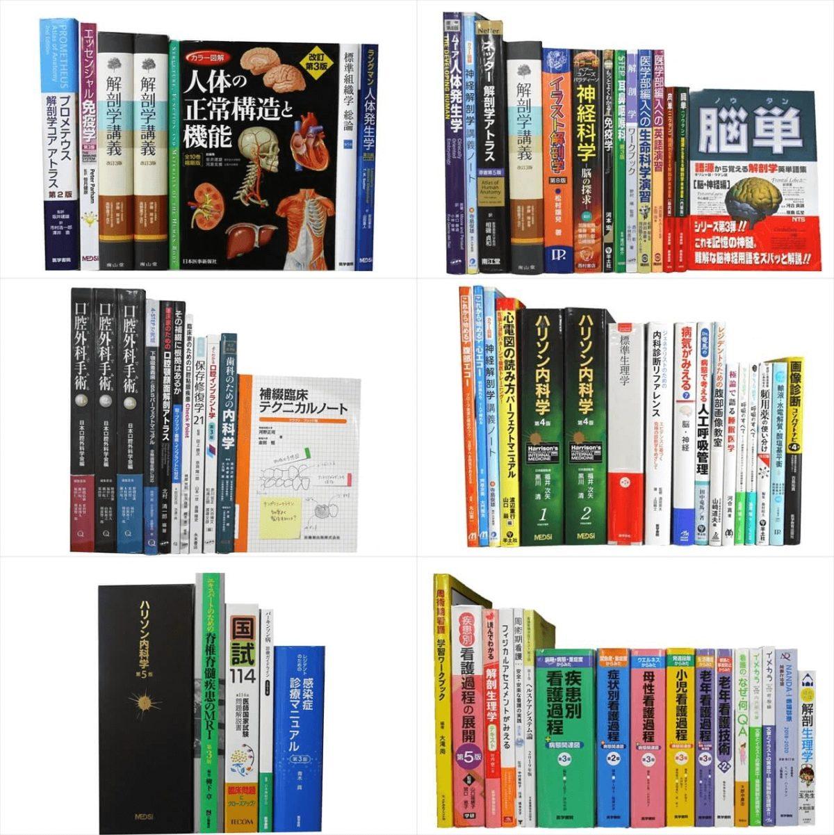 【2021年版】医学書の高価買取商品と高く売るコツまとめ